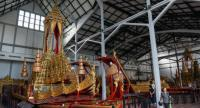 Phra Maha Pichai Ratcharot or the Royal Great Victory Chariot will be used to carry the late King Bhumibol Adulyadej