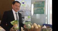 Narongsak Chuensuchon, founder and managing director of NC Coconut.