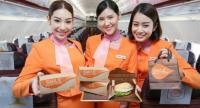 THAI SMILE: Delicious dining in the air