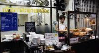 Usanee Likhityangyuen named her eatery after her signature dish khao tom pla.