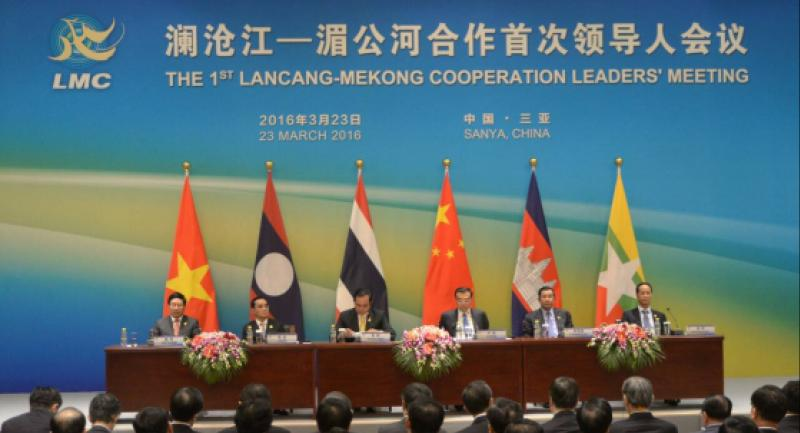 In March, China hosts the 1st Lancang-Mekong Cooperation Leaders' Meeting, where high authorities from six countries in the Greater Mekong Subregion discuss regional for sustainable development of the area