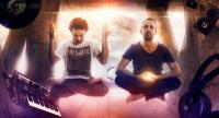 Aviram Saharai, left, and Matan Kadosh are Vini Vici, out to conquer the psy-trance world.