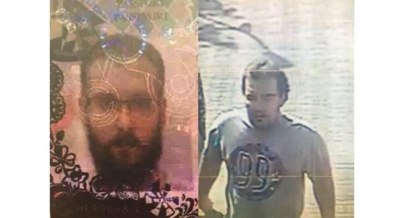 Miles Dicken Turner (left) and Abel Caldera Bonito (right) are suspected of involving with the murder of a British businessman in Chon Buri.