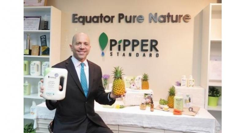 Equator Pure Nature CEO Peter Wainman believes his company will become the market leader in the natural household cleaning product segment in AEC and Greater China by 2019.