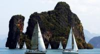 The stunning seascapes of Phuket, Phang Nga and Krabi is the backdrop for the 20th Anniversary The Bay Regatta.