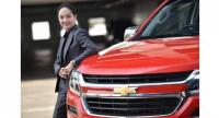 Piyanuch Chaturaphat newly- appoint director of sales and network for Chevrolet Sales Thailand.
