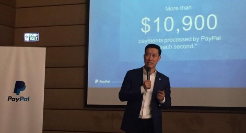 Somwang Luangphaiboonsri, Country Lead for PayPal Thailand.