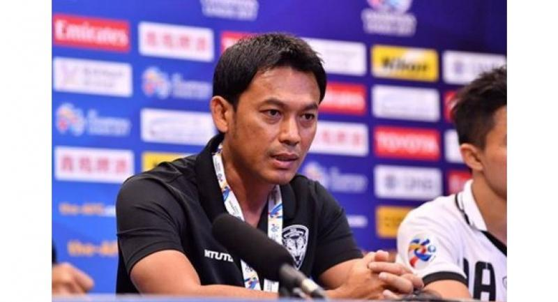Muangthong United coach Totchtawan Sripan/Muangthong United FC facebook