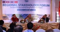 Prior consultation forum in Luang Prabang for the hydro power project of Pak Beng