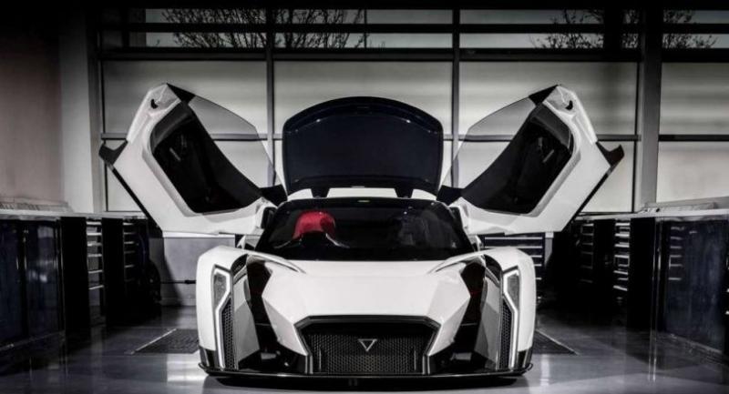 Singapore's first supercar, the Dendrobium, is making its debut at the prestigious Geneva Motor Show.PHOTO: FACEBOOK/DENDROBIUM MOTORS