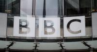 (FILE) - The BBC headquarters in central London, Britain, 25 March 2015 (reissued 24 february 2017). EPA