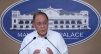 Presidential Spokesperson Ernesto Abella. KING RODRIGUEZ/ Presidential Photo