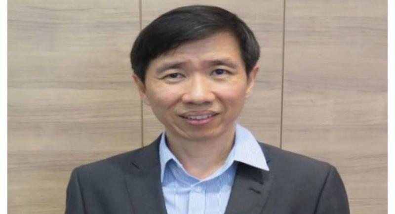 Thai PBS Director Krisda Rueangareerat announces his resignation Wednesday night.
