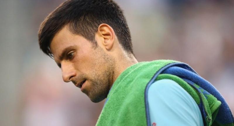 Novak Djokovic / AFP