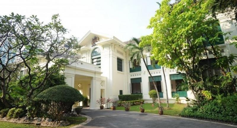 File photo : UK Embassy in Bangkok
