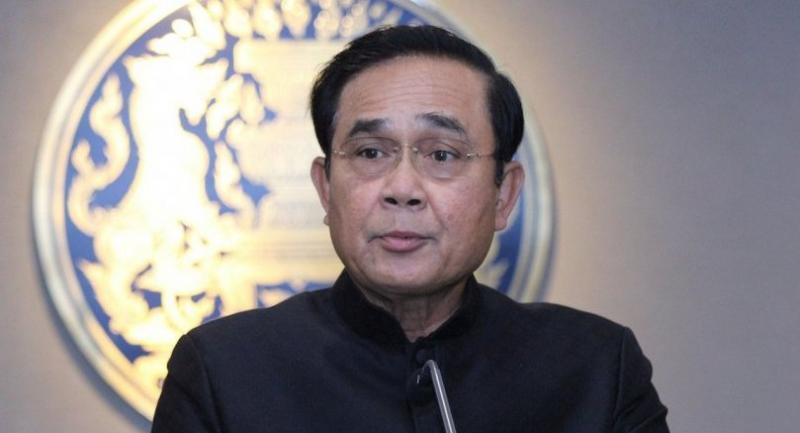 Prayut : Photo by Vorawit Pumpuang
