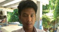 Fie photo: Jatupat Boonpatraraksa, alias Pai Dao Din, sees his bail application rejected by court again.