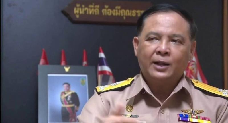 File photo :  Admiral Jumpol Lumpikanon