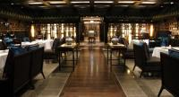 The new Cantonese restaurant Pagoda is decked out in contemporary, yet strong Chinese accent.