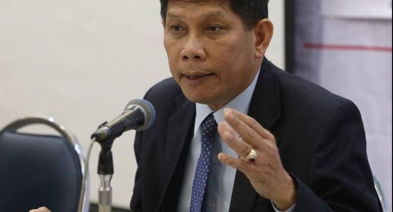 Group Captain Somsak Kaosuwan, Deputy permanent secretary for the Ministry of Digital Economy and Society.