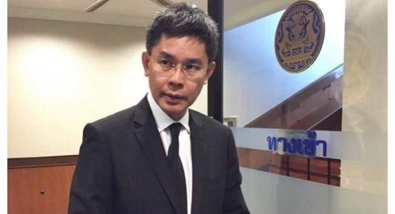Panitan Wattanayagorn, Prawit's adviser on security affairs