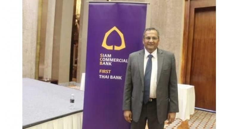 Kamalkant Agarwal, head of international banking at SCB.