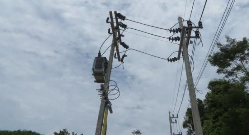 The Provincial Electricity Authority has announced a temporary blackout at various locations in Phuket. Photo: Gazette file