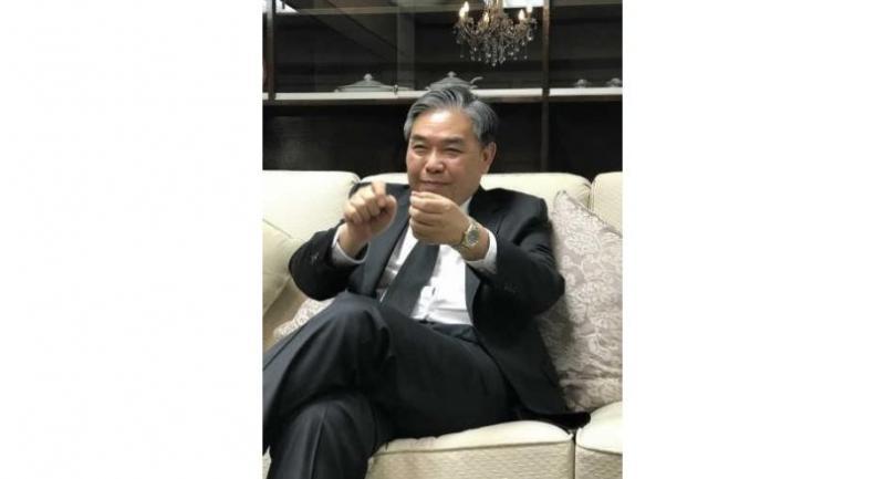 Finance Minister Apisak Tantivorawong.