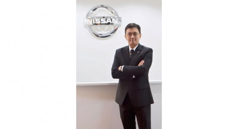 Chayapak Laisuwan has been with Ford, MG and BMW before joining Nissan.