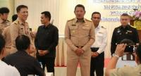 Vice Admiral Surapol Kuptaphan, commander of the Royal Thai Navy Third Area Command, announced the news during a 'Point of Contact' marine resources conference with Andaman officials. Photo: Kritsada Mueanhawong