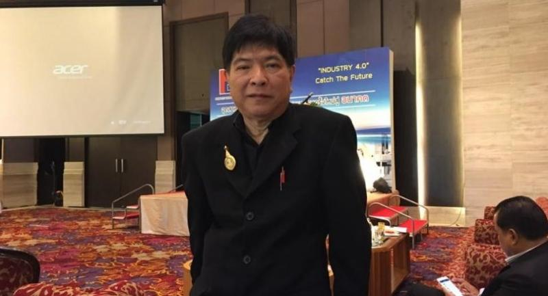 Professor Surapongse Sotanasathien, a lecturer at the university's faculty of journalism and mass communication.