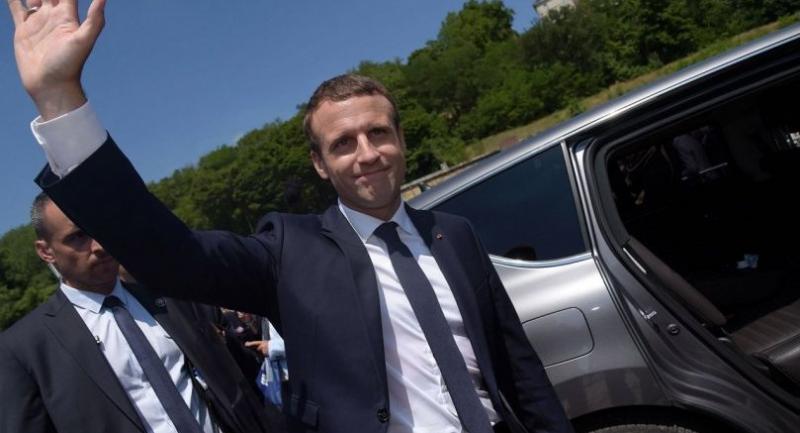 Macron Eyes Next Stage In Revolution In Parliament Vote