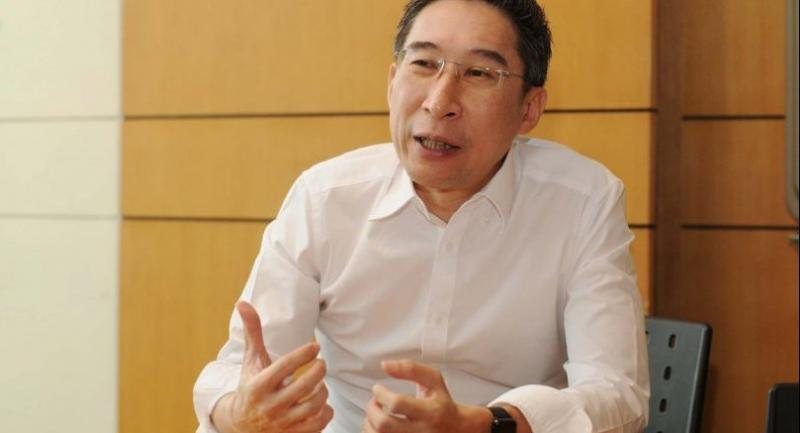 Thanapong na Ranong, managing director of Beacon Venture Capital Co Ltd, an investment arm of Kasikornbank