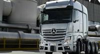 Mercedes-Benz's new Actros trailer head