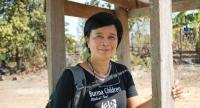 Kanchana Thornton, director of the Burma Children's Medical Fund at the Mae Tao Clinic in Mae Sot.