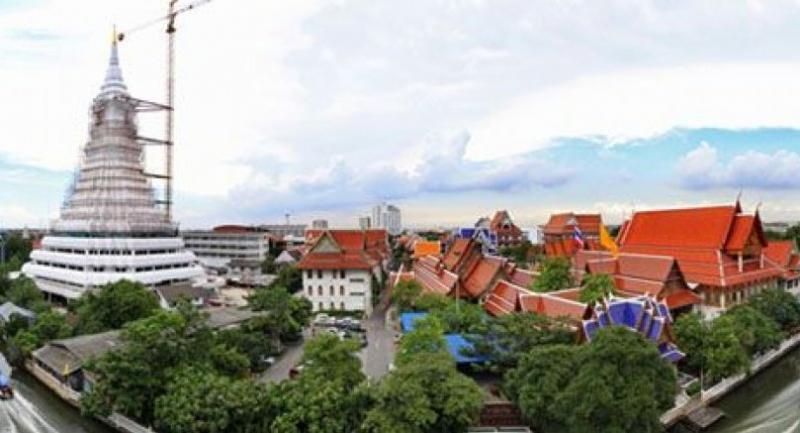 File photo: Wat Paknam Bhasicharoen