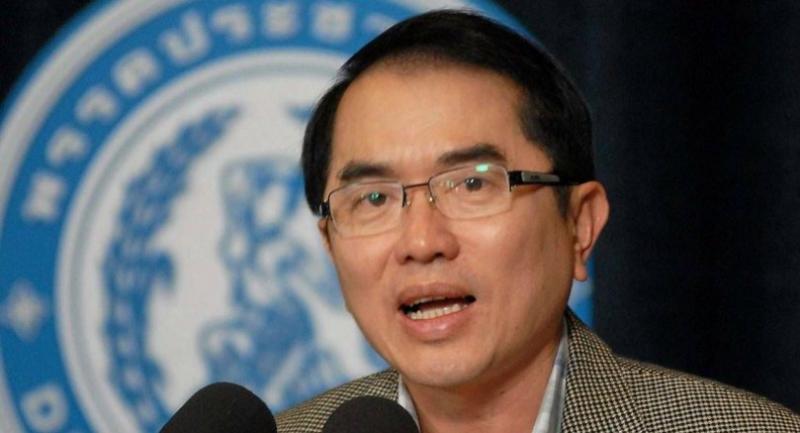 Democrat Party key figure Warong Dechgitvigrom