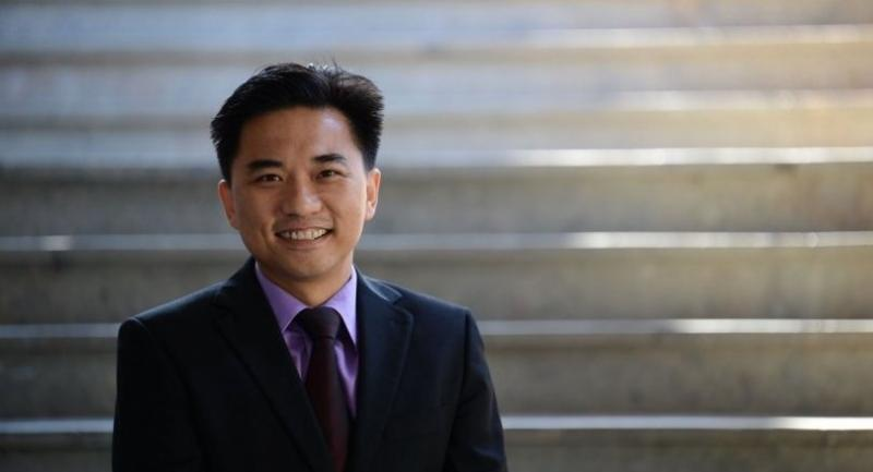 Damien Wong, Vice President, General Manager of ASEAN, Red Hat