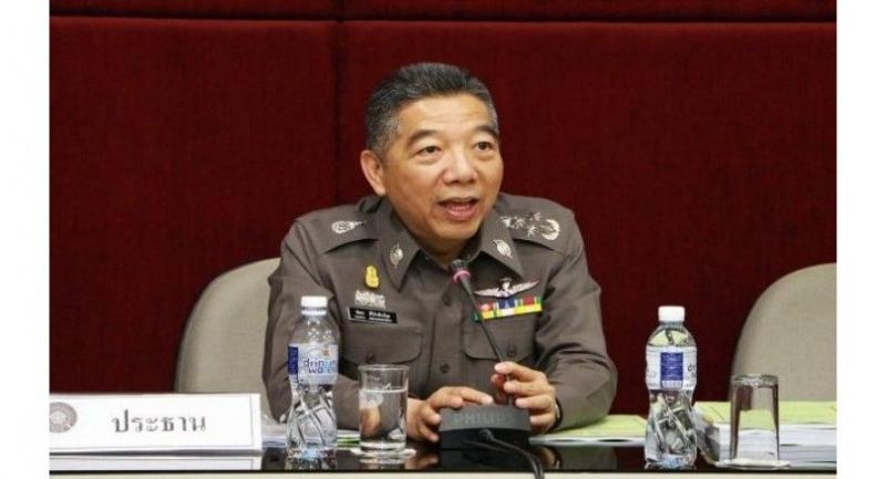 Pol General Chaiya Siri-amphunkul