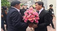 Abhisit on his 53rd birthday today.