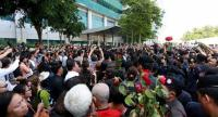 Yingluck's supporters on Aug 1. File photo/ Nation