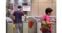 To nudge commuters to go cashless, SMRT and SBS Transit will not offer cash top-ups at passenger service centres at 11 train stations from Sept 1.ST