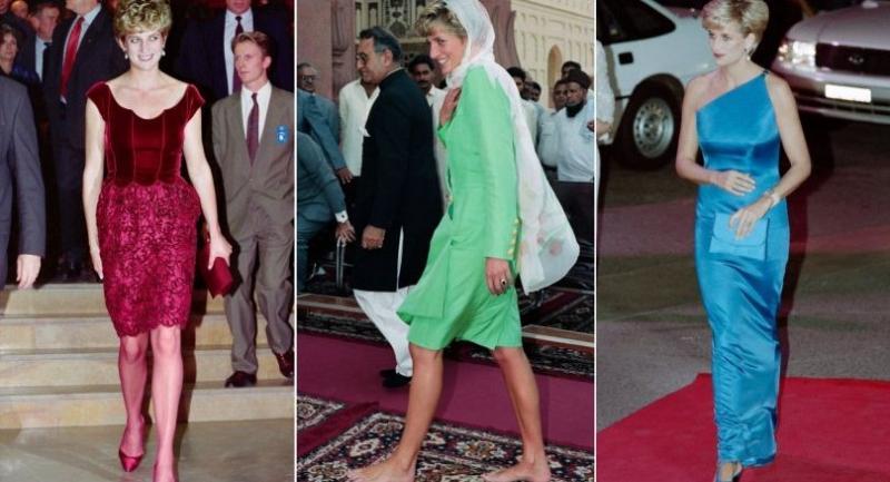 Diana Fashionista Who Shook Up The Royal Dress Code