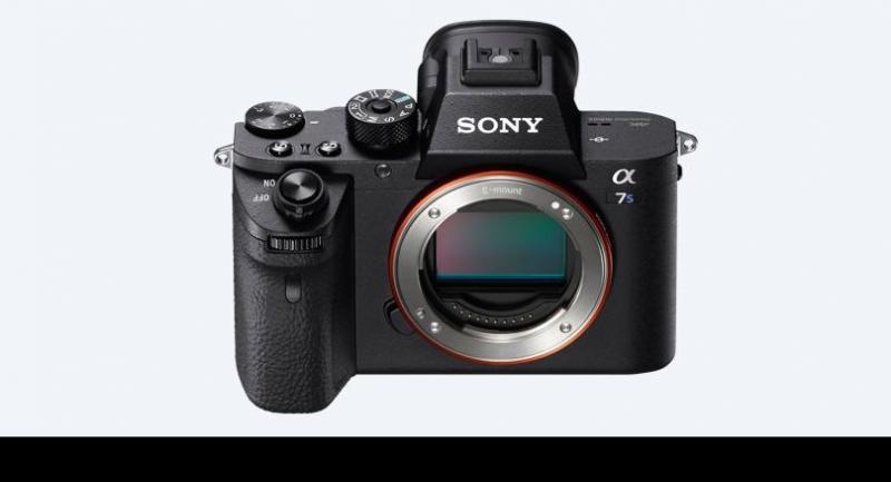 Sony ILCE-7SM Mark II