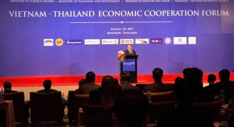 Prime Minister of Vietnam, Nguyen Xuan Phuc, encourages more trade and investment between the two countries.