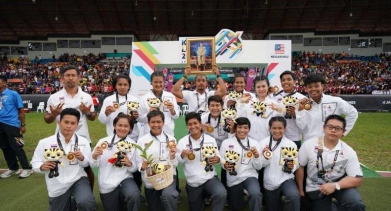 Thai women's rugby sevens team
