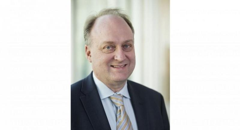 Magnus Ewerbring, chief technology officer of Ericsson Asia-Pacific