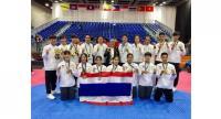 THailand's taekwondo team