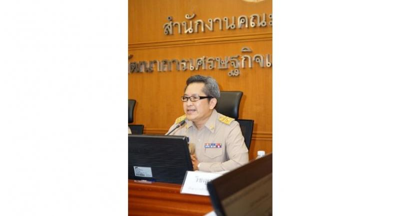 Porametee Vimolsiri, the secretary general of the National Economic and Social Development Board (NESDB).