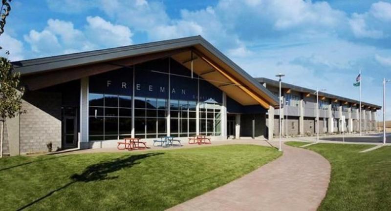 Freeman High School// Freeman School District